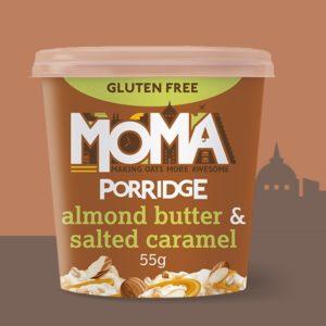 Almond Butter Salted caramel